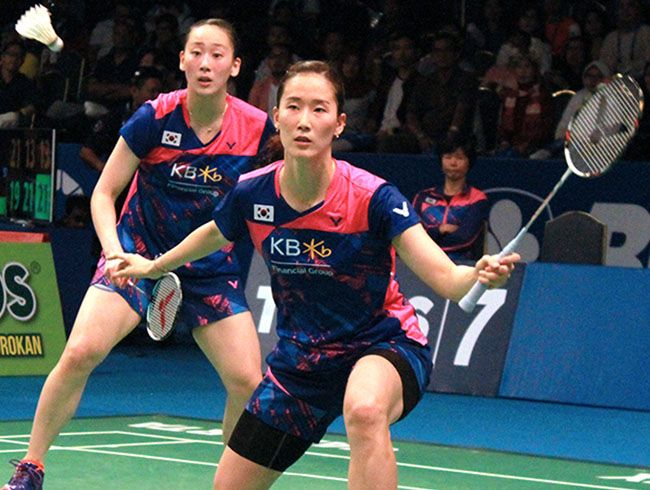 ( BCA Indonesia Open 2017 ) Chang ye Na/Lee So He melenggang ke babak final