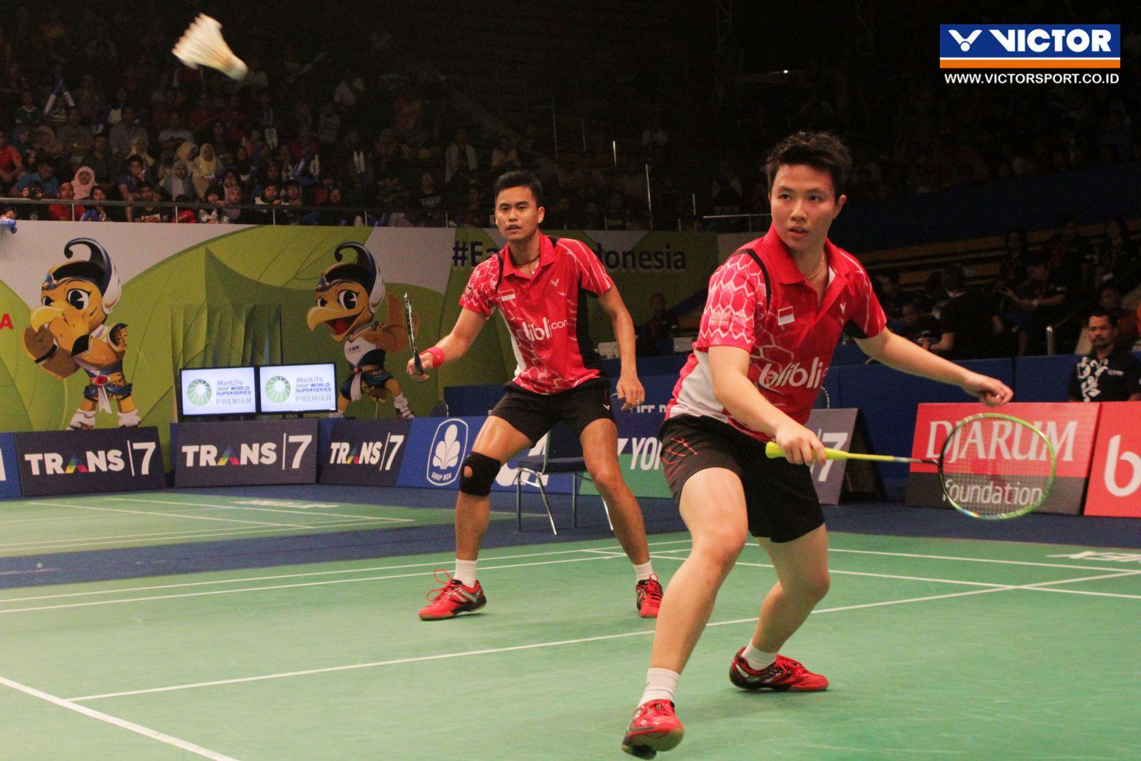 Indonesia Open 2015 Tontowi Ahmad Liliyana Natsir sukses